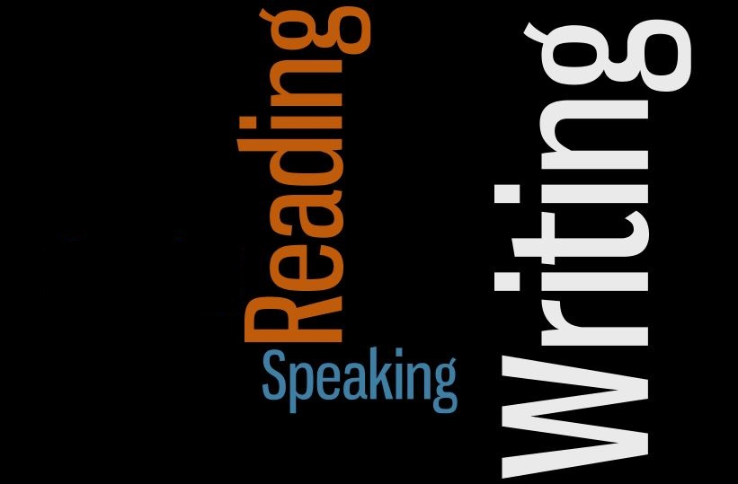 Reading Speaking Writing English