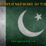 PakistanPresidents and their Tenure