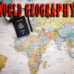 geography of the world - world geography