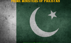 Prime Ministers of Pakistan List from 1947-2018 MCQs